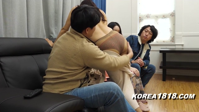 Korean Swingers 1 4 Korean Porn Uncensored